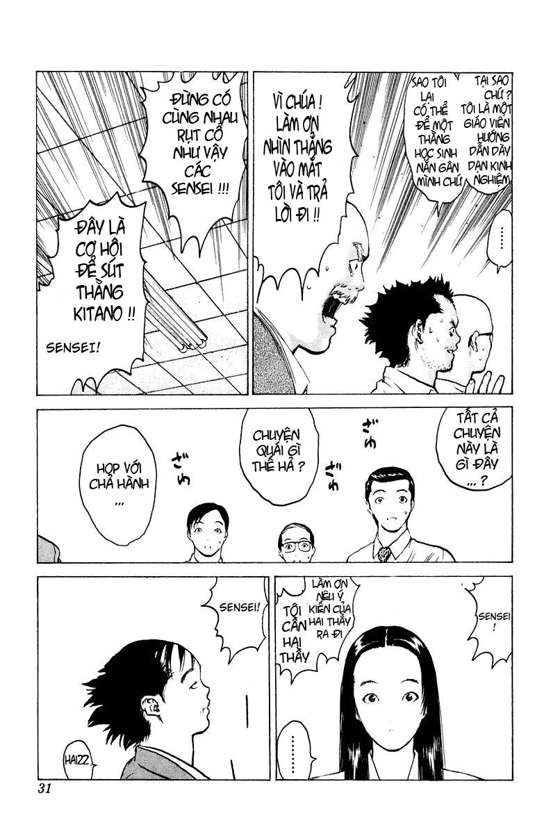 Angel Densetsu chap 48 - Trang 28