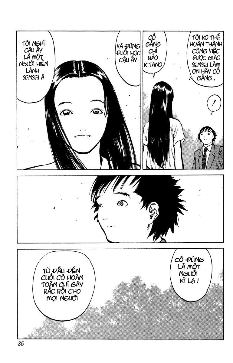 Angel Densetsu chap 48 - Trang 32