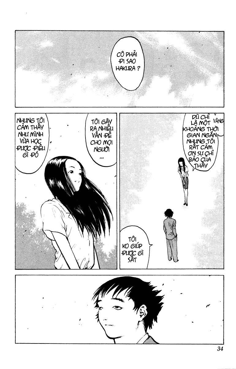 Angel Densetsu chap 48 - Trang 31
