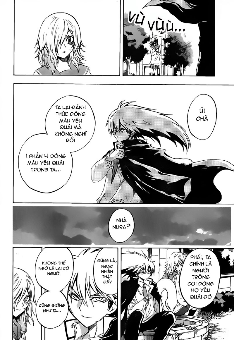 Bách Quỷ Dạ Hành-Nurarihyon no Mago chap Special Trang 15 - Mangak.info