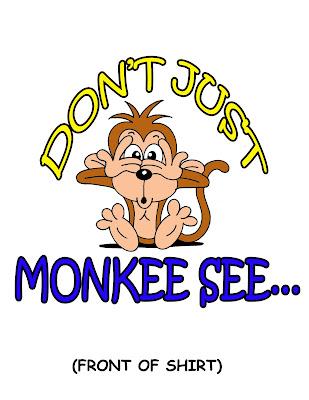 Monkey T Shirt