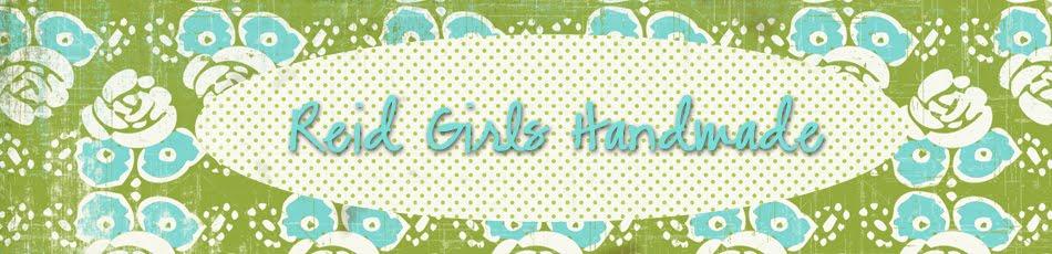 Reid Girls Handmade