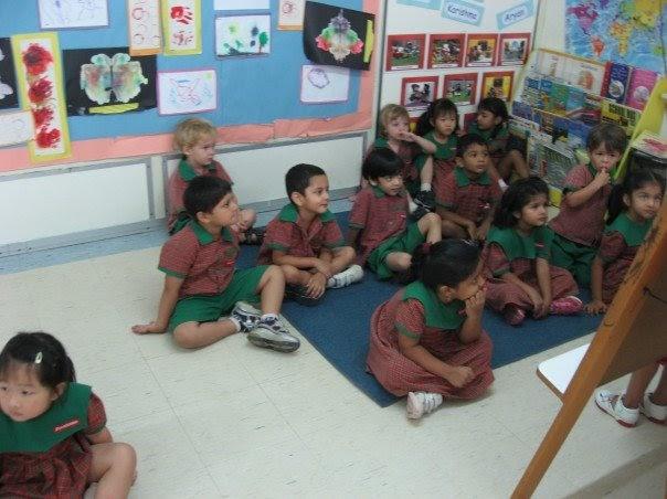 preschool tobacco activities