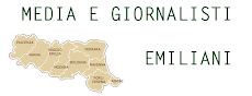 Tutti i media e i gironalisti dell'Emilia Romagna