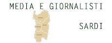 Tutti i media e i gironalisti della Sardegna