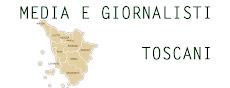Tutti i media e i giornalisti della Toscana
