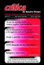 CRITICA DE NUESTRO TIEMPO