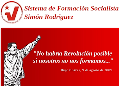 SISTEMA DE FORMACION SOCIALISTA SIMON RODRIGUEZ