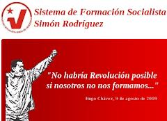 SISTEMA DE FORMACION SOCIALISTA SIMON RODRIGUEZ