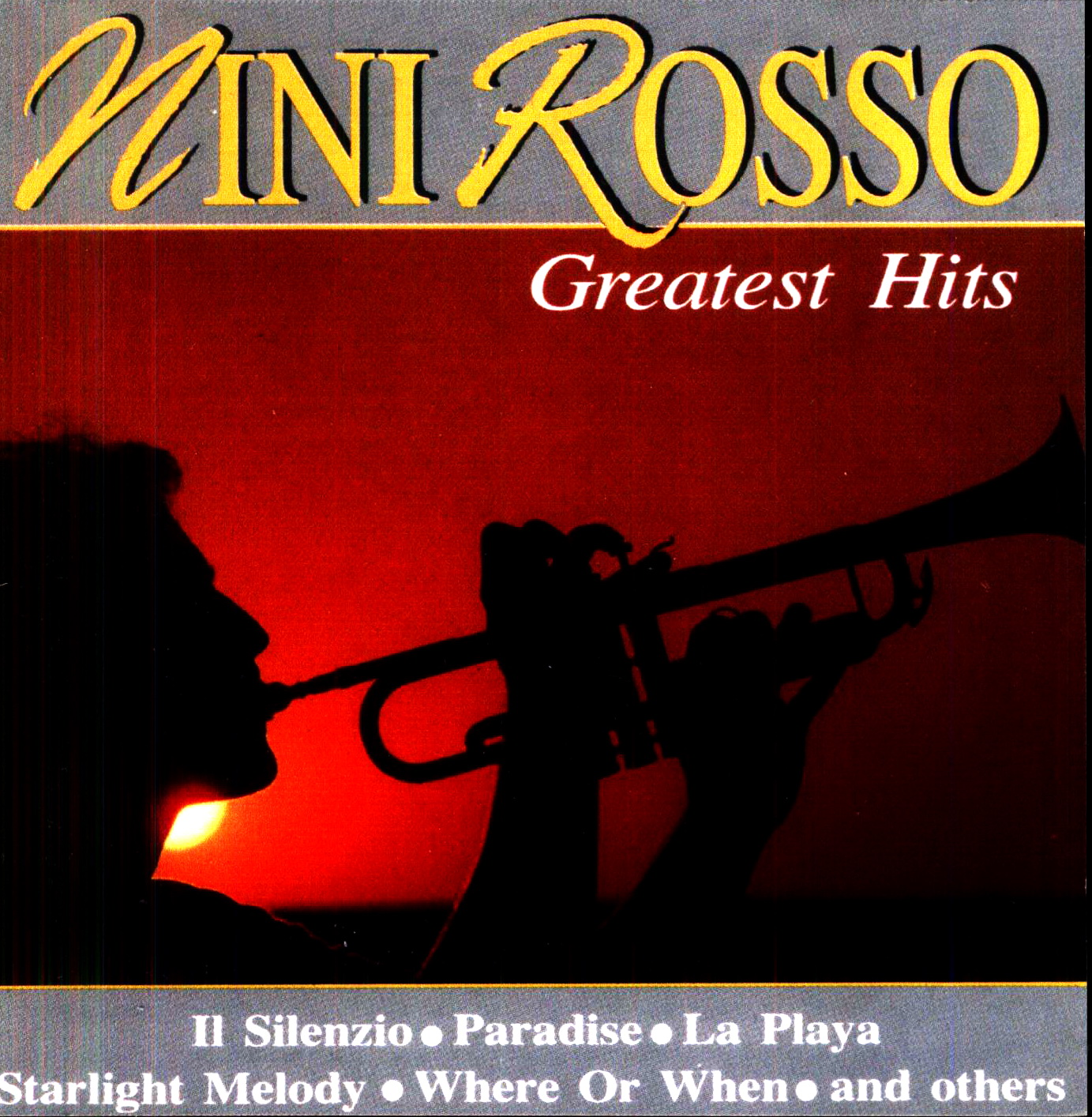My music new nini rosso greatest hits nini rosso for Top songs of 1988