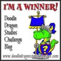 I WON at Doodle Dragon Studios