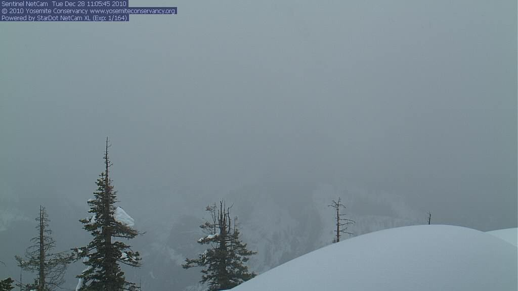 Yosemite webcam pics!