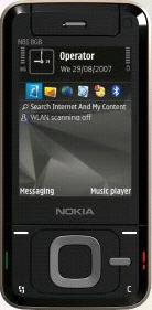 Nokia N81 - 8GB