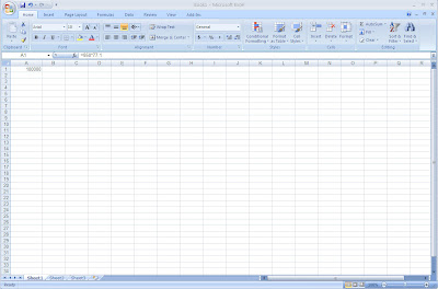 Excel 2007 bugs with multiply