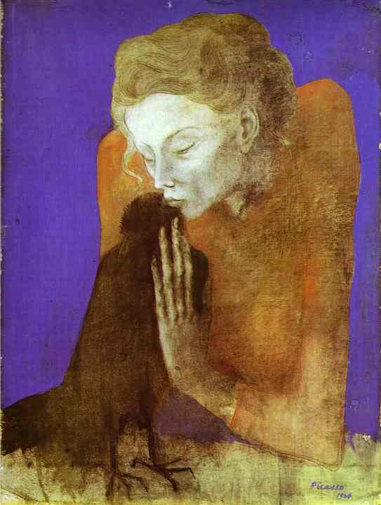 picasso blue period images. Picasso#39;s blue period and