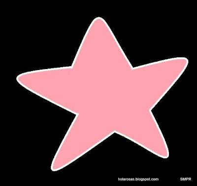 Imagenes de estrellas rojas con borde blanco,dibujos,gifs