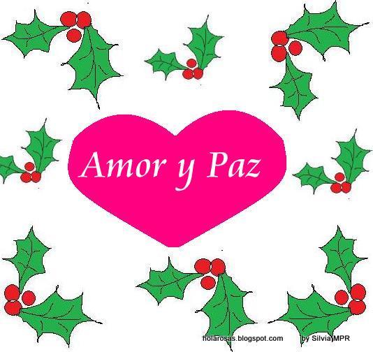 dibujos de navidad con corazones para coleccionar y enviar a