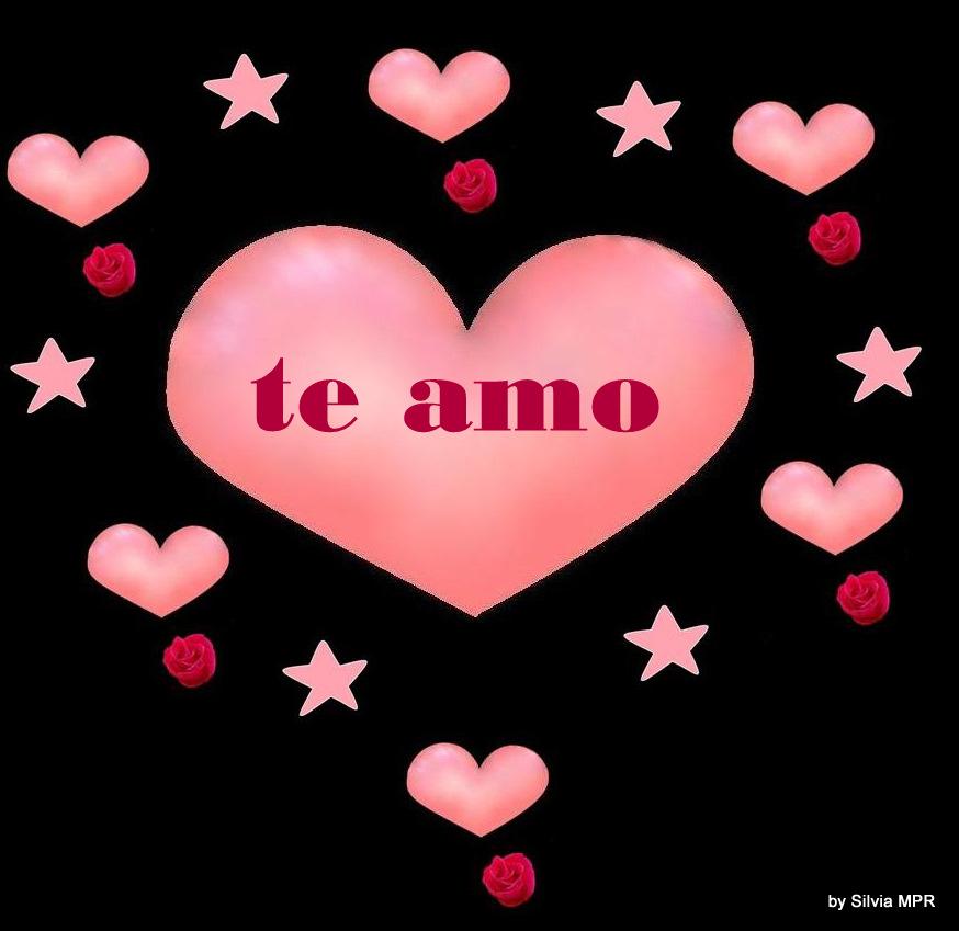 rosas de amor. rosas de amor roses of love. corazones de amor y poemas.