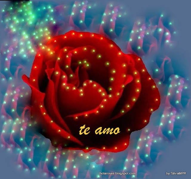 Imágenes de Rosas con Movimiento y Frases