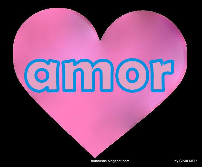 Imagenes De Amor Corazones de amor  dibujos a colores con la