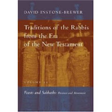 Traditions of the Rabbis from the Era of the New Testament
