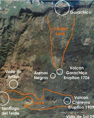 garachico volcan