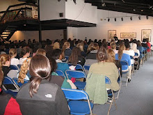 Invitational Lecture at Stoneleigh-Burnham Geissler Gallery, MA 2010