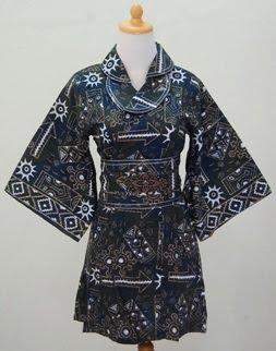 Batik Kimono Obi HARUMI JL2-SOLD-