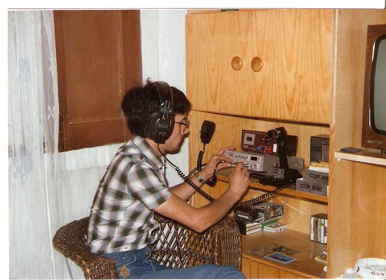 A FEBRE DA CB - 1981