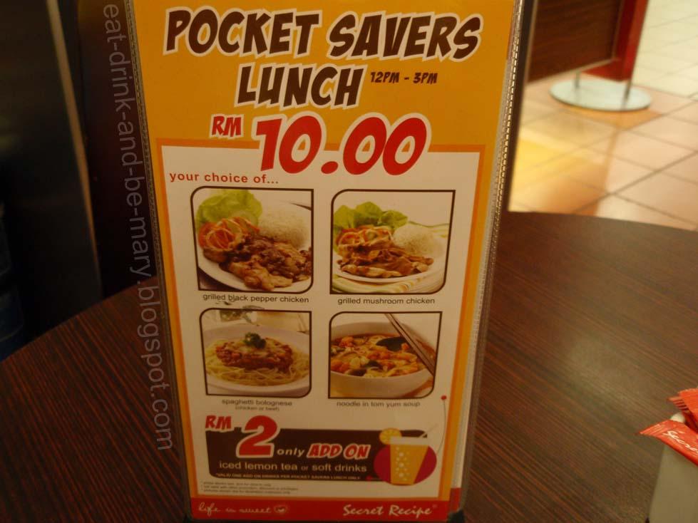 sarawak laksa recipe. Laksa Sarawak @ Secret Recipe