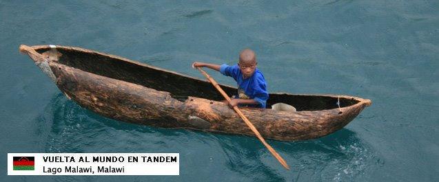 El mundo en tándem - Malawi