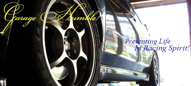 Garage Humble - Presenting Life In Racing Spirit!