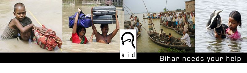 Bihar Flood Video Coverage