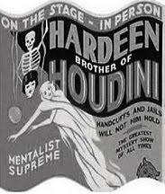 "36. ""The Houdini family visits the Florida Panhandle"""