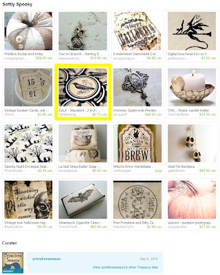 Softly Spooky Treasury