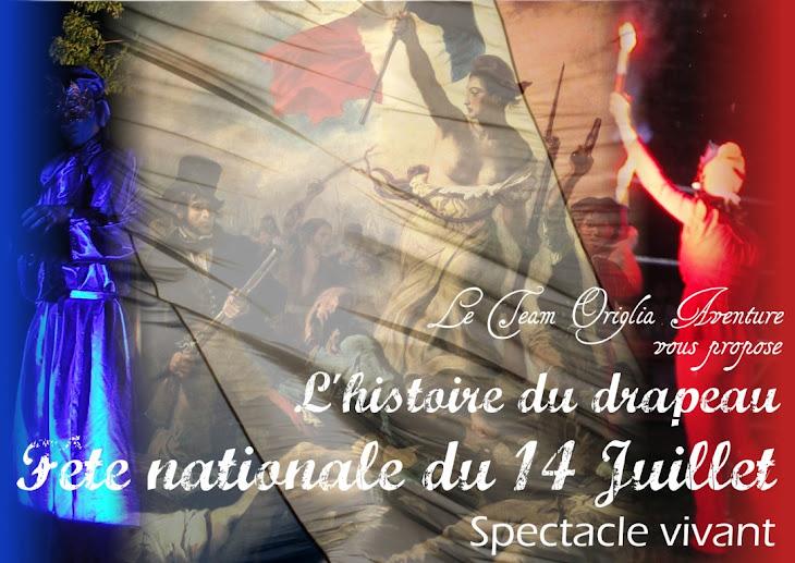 Prochainement à LALLAING...la naissance du Drapeau Bleu Blanc Rouge !