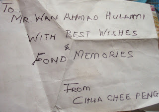 Note From Chee Peng