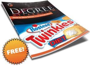 Physique Science Radio Episode 15 – Dr. Mark Haub: The Twinkie Diet Professor