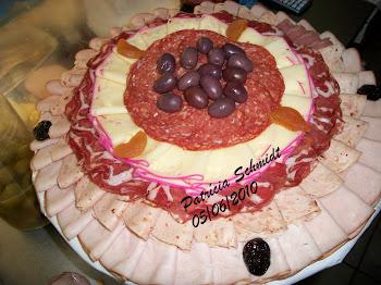 Tábua de frios e queijos 05/06/2010