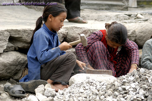essays about child labour in india
