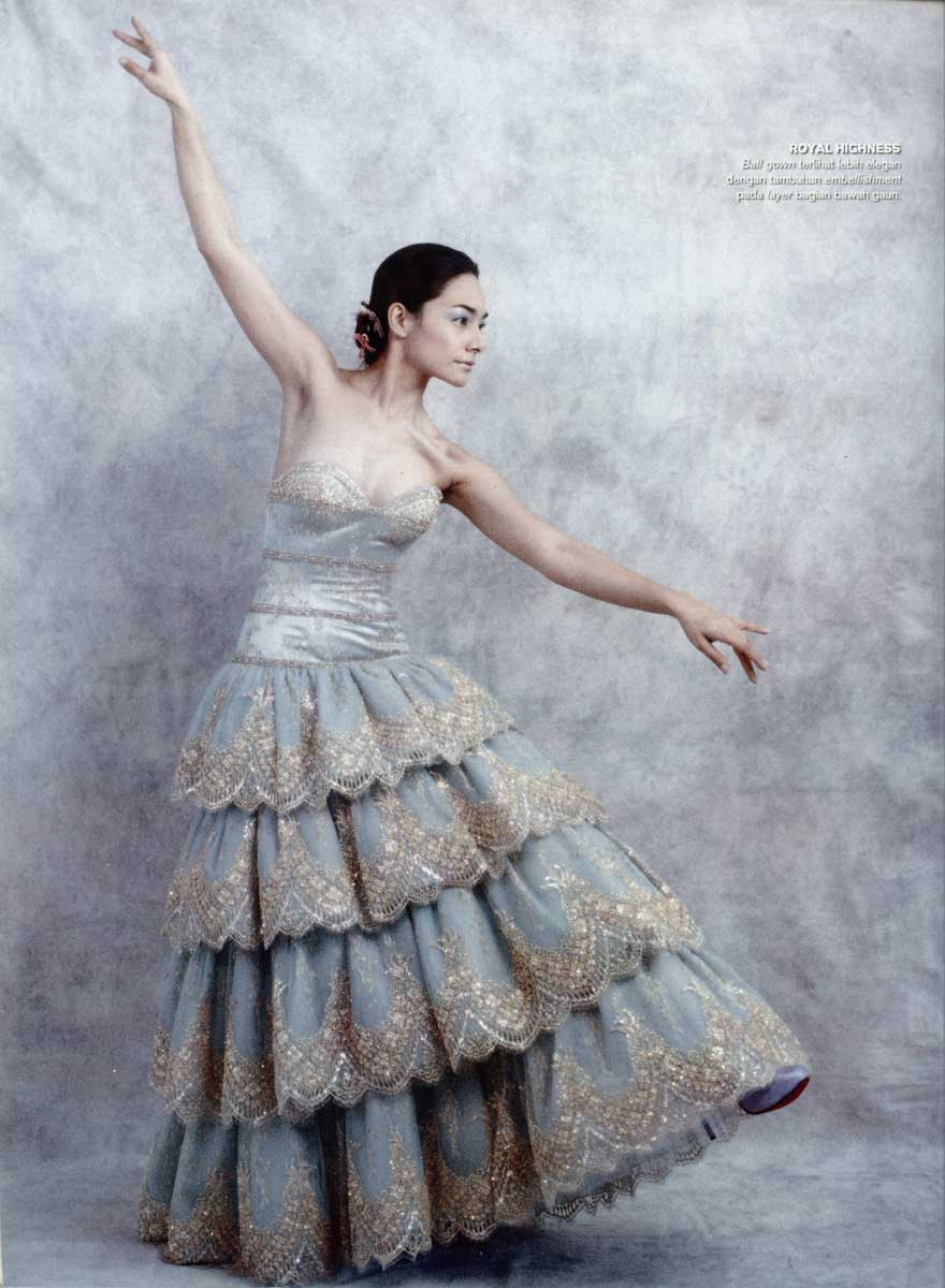 how to become a prima ballerina