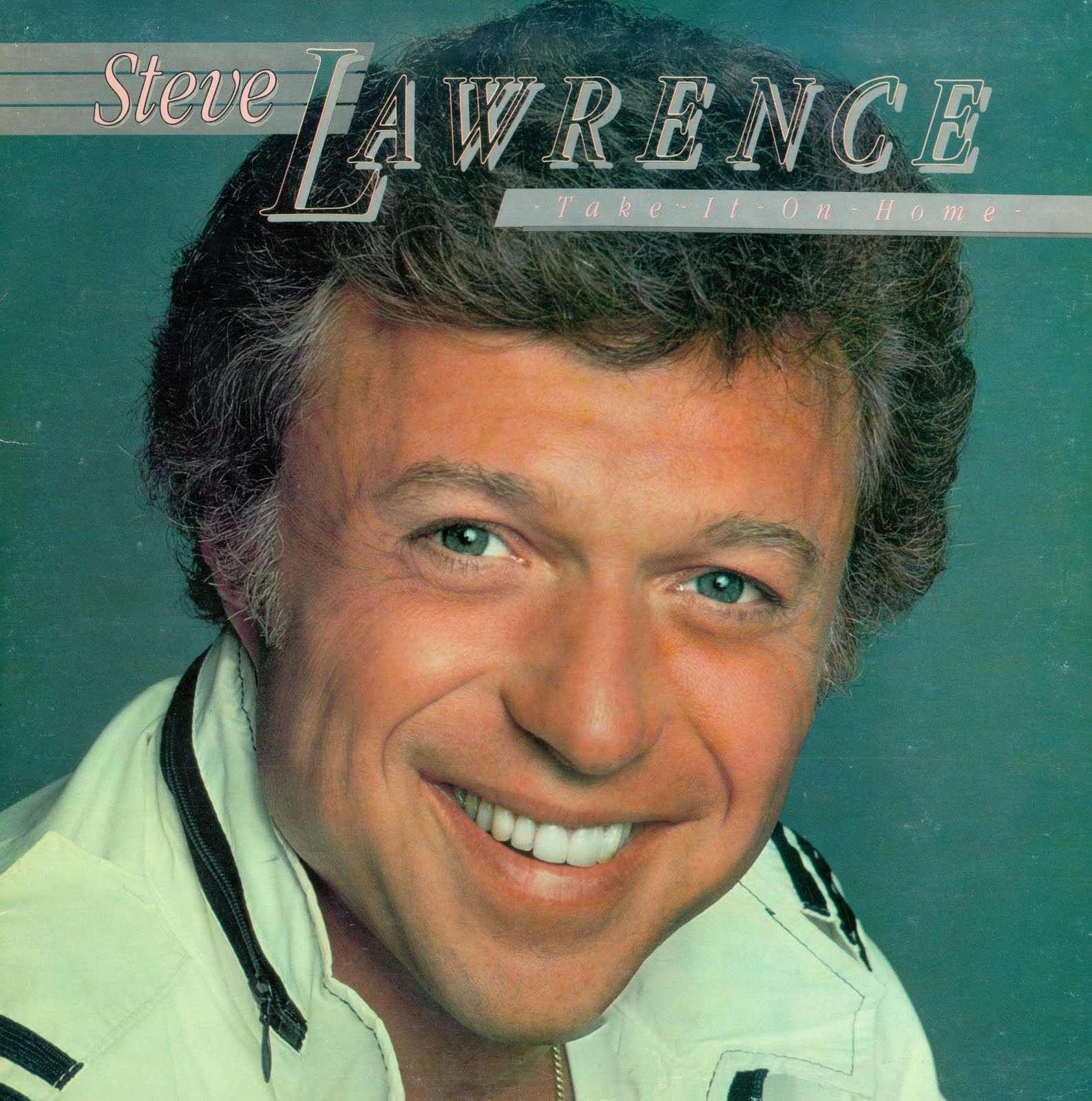 Steve lawrence take it on home applause records 1981