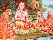 """Chidananda Rupaha Shivo Ham """"Sou Consciência e Felicidade Suprema, eu sou Shiva"""""""