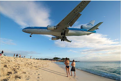 Aeropuertos más extraños del mundo 3