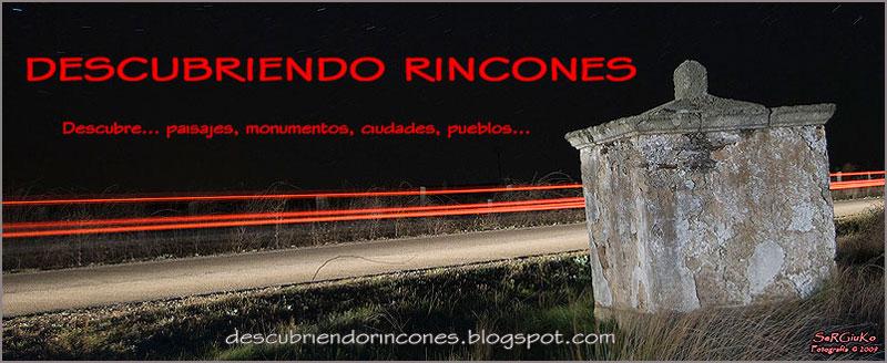 Descubriendo Rincones