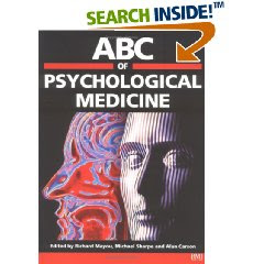 ABC of Psychological Medicine (ABC Series) 2