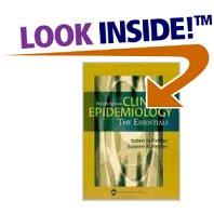 Clinical Epidemiology: The Essentials 3