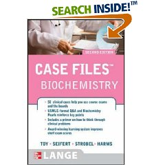 Case Files: Biochemistry 2nd Edition PDF