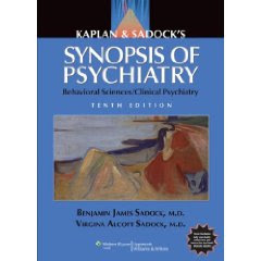 Kaplan and Sadock's Synopsis of Psychiatry: Behavioral Sciences/Clinical Psychiatry (Synopsis of Psychiatry) 12