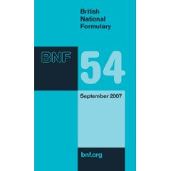 1 Download British National Formulary (BNF) 54: September 2007 PDF